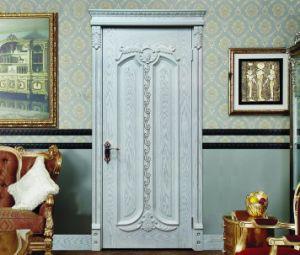 Good Quality New Design Wood Door Home Furniture Interior Door pictures & photos