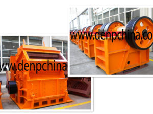 China Stone Jaw Crusher Impact Crusher Cone Crusher pictures & photos