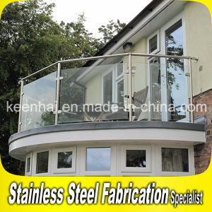 Stainless Steel Terrace Balcony Balustrade pictures & photos
