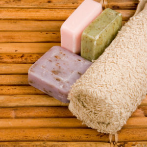 Wheat Bran Soap/SPA Soap, Hotel Soap