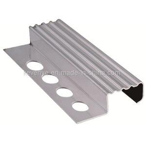Galvanized Steel Stair Nosing