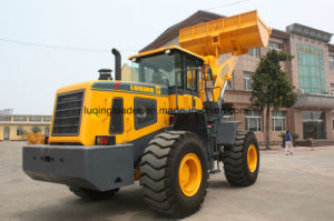 5 Ton Hydraulic Wheel Loader with Good Quality pictures & photos