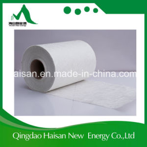 Roll Length 100m Width 158cm 70GSM Powder Fiberglass Chopped Strand Mat for Boat pictures & photos