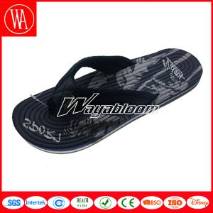 Plain Indoors Slippers, Men Casual Slippers for Walking pictures & photos