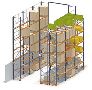 Warehouse Pallet Racks with CE Certificate
