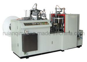 Ultrasonic Paper Cup Machine with CE