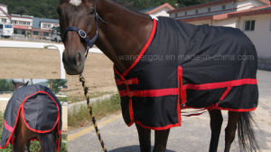 1200 Poly Water-Proof and Breathable Turnout Horse Rug (RG-N02) pictures & photos