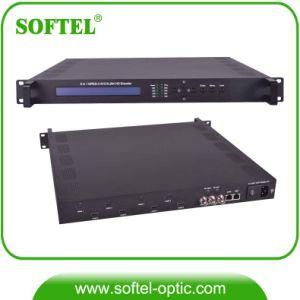 4 Cvbs Input 1 IP Output Super MPEG-2 Encoder pictures & photos