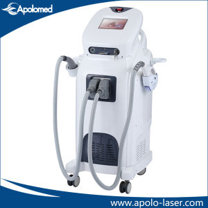 Standing IPL Photo Facial Rejuvenation and Vascular Treatment IPL Shr Equipment (HS-665) pictures & photos