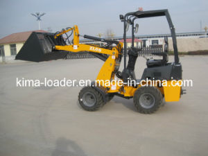 EPA Engine Small Wheel Loader
