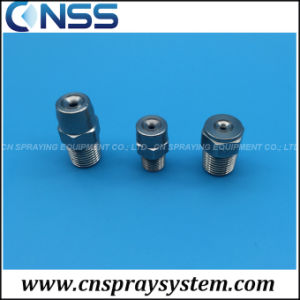 Jjxp Solid Cone Industrial Sprayer Nozzle pictures & photos