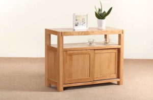 Oak Wood Cabinet Cupboard Made by Solid Wood (M-X1088) pictures & photos