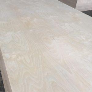 18mm White Birch Face Birch/Poplar/Hardwood Core Plywood pictures & photos
