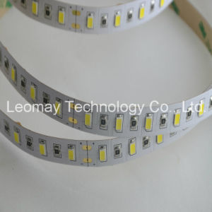 SMD5630 LED Strips Light DC24V 18W 3000lm Per Meter pictures & photos