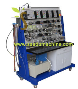 Vocational Training Equipment Transparent Hydraulic Trainer Hydraulic Bench Teaching Equipment pictures & photos