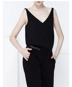 2015 Fashion Classic Design Working Women Tops pictures & photos