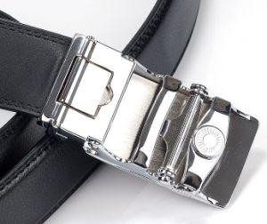Black Leather Belts for Men (HPX-160709) pictures & photos
