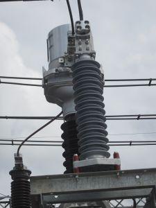 Surge Arrester Substation Line Arrester Transmission 66kv pictures & photos