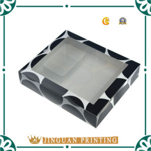 Hot Selling Custom Cosmetic Box with Window