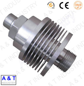CNC Customized Stainless Steel/Brass/Aluminum Turning Machine Parts pictures & photos
