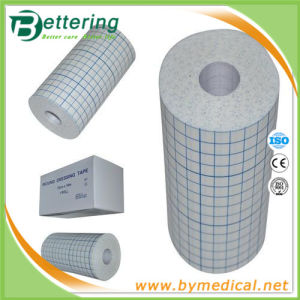 Hypoallergenic Non Woven Adhesive Sports Fixation Cover Roll pictures & photos