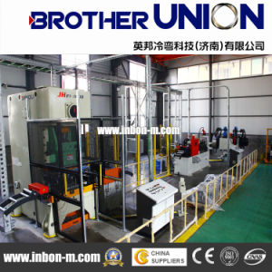 Automatic Cable Tray Roll Forming Machine with Hydraulic Punching pictures & photos