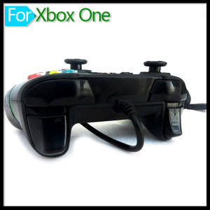 Double Shock Cable Game Controller for Microsoft xBox One Console pictures & photos