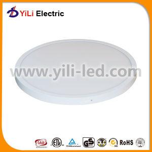 6W High Quality Slim Round LED Panel Light