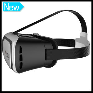 Google Cardboard Vr Box 2 Virtual Reality 3D Glasses Movie 3D for Mobile Phone pictures & photos