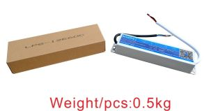 24V 60W IP67 High Efficiency Constant Voltage AC/DC LED Power Driver with Ce pictures & photos