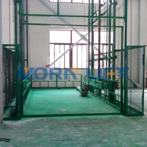 Warehouse Cargo Lift Freight Elevator with Ce pictures & photos