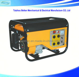 Silent Electric Start China Gasoline Generator for Home Use pictures & photos