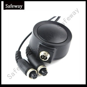Two Way Radio Heavy Duty Military Tactical Throat Microphone pictures & photos