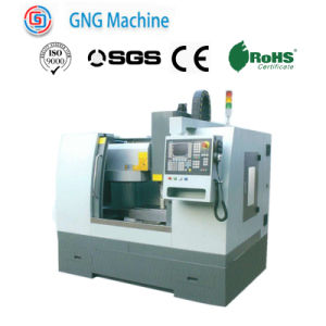 CNC Vertical Milling Machine Center Vmc550L pictures & photos