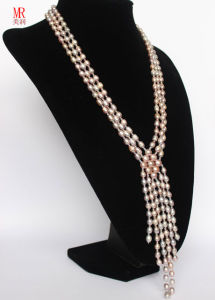 Latest Wedding Necklace Designs for Pearl Necklace pictures & photos