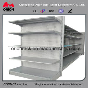 Industrial Medium Duty Metal Supermarket Racking pictures & photos
