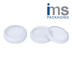 Round Plastic Cosmetic Pot 48mm Pan Size pictures & photos