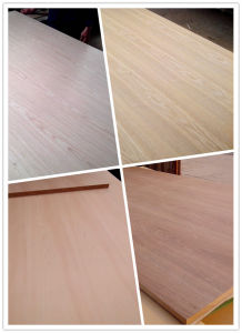 Keruing Veneer Plywood pictures & photos