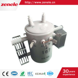 11kv Single Phase Step Down Oil-Immersed Distribution Transformer pictures & photos
