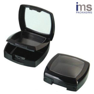 Square Plastic Powder Compact Case pictures & photos