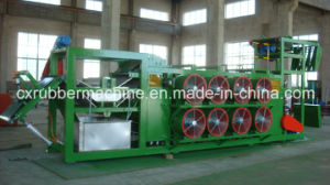Hanging Type Rubber Sheet Batch off Cooling Machine/Rubber Film Cooling Machine & Rubber Cooler Machine pictures & photos