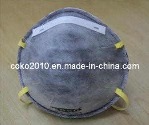 Activated Carbon Filter Protective En149 Disposable Ffp2 Dust Mask pictures & photos