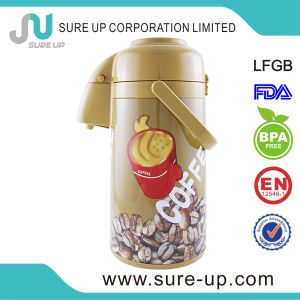 Middle East Hot Selling Stainless Steel Glass Liner Thermos Water Air Pot (AGUG) pictures & photos