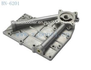 Komatsu Truck Parts, Oil Cooler Cover 4D95 (OEM: 6204-61-5110) pictures & photos