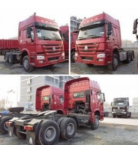 Sino HOWO 6X4 Tractor Truck
