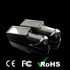 Outdoor Security Wireless Solar Infrared Beam pictures & photos