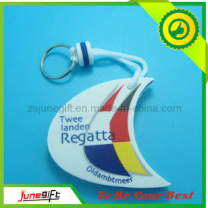 Promotional High Quality Cheap Customized Logo PVC Key Chain for Business Publicity as Gift pictures & photos