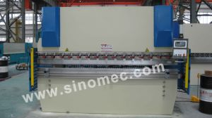 Numeric-Control Nc Plate Bending Machine/Hydraulic Press Brake (WC67K-200T/3200) pictures & photos