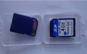 Wholesale Bulk Taiwan Memory Card 128MB-64GB Class 10 SD Card pictures & photos
