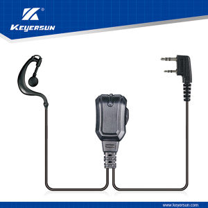 High Quality Two Way Radio Audio Accessories with Kevlar Coated Wire